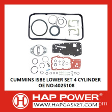 CUMMINS ISBE LOWER SET 4 اسطوانة
