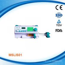 MSLIS01W Pompe à jarretière à infusion élastomère / pompe à injection clinique portable