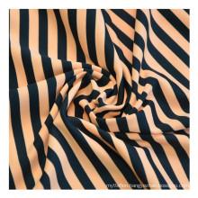 Hot selling high-quality skin-friendly cheap soft silk satin spandex fabric fleece fabric for activewear garment yoga