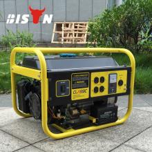 2kva 2kw 6.5HP 220 Volt Chinesisch gemacht Marke Generator Preis Mini Kleine Magnet Generator Elektrische Leistung 8500W Benzin-Generator