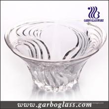 Bol en verre en forme de S (GB1630)