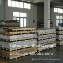 Truck body application 5052 H32 aluminum sheet manufacturer