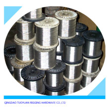Galvanized Stainless Steel Wire Rope (DIN; BS; MIL)