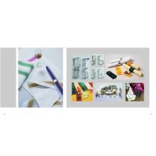 Clips-Krawatten-Tischset Tischläufer