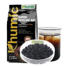 Granular organic fertilizer humic acid leonardite extract fertilizer