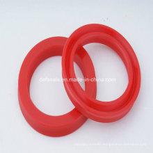Polyurethane Lathe Cut Hydraulic Seal Rod