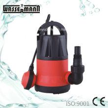 Пластиковый корпус дренажные погружные насосы для чистой воды