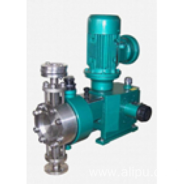High Pressure Hydraulic diaphragm metering pump