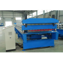 Roller shutter cold roll forming machine
