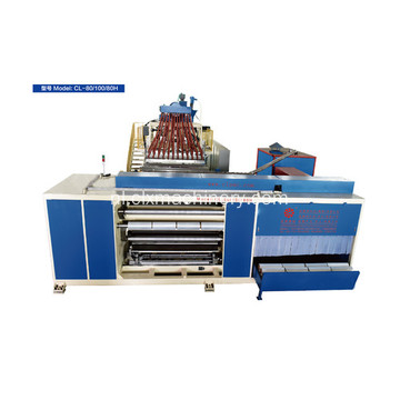 Volledig Automatische Pallet Stretch Wrapping Film Equipment
