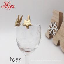 HYYX New Customized Customized Farbe Hinweis Clip / rahmenlose Clip / Baby-Clip