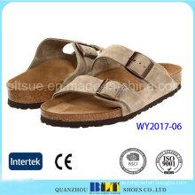 Neue Schuhe Wildleder Flip Flop Hausschuhe
