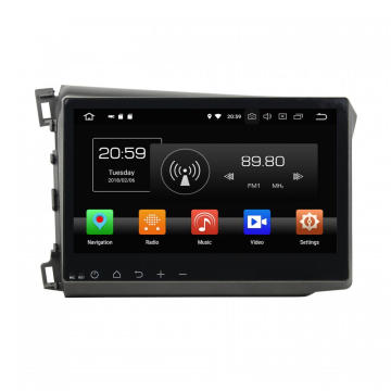 DVD per auto Android per CIVIC2012