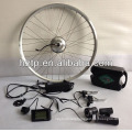 36V Brushless Electric Bicycle hub Motor Kit