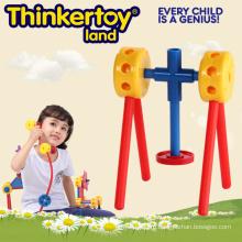 Красочные строительные блоки Игрушка для детей