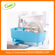 FDA LFGB standard plastic dish rack(RMB)