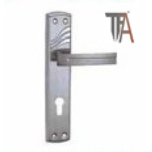 Silver Color Iron Material Door Handles