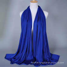 Direct from China factory hot sale solid jersey hijab