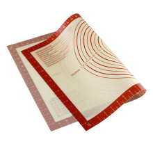 Non-Stick cooking Mat silicon baking mat nonstick set with the Measurement 42*29.5cm