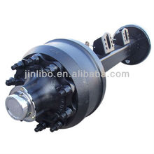 Low Bed Axle For Thailand Type  Semi-trailer