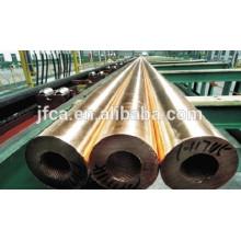 Wear resistant aluminium bronze tube C61400