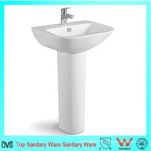 Wholesale Best Price European Design Unique Pedestal Sinks