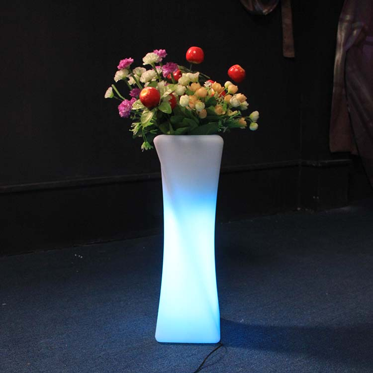 Outdoor Large Size Led Flower Ports
