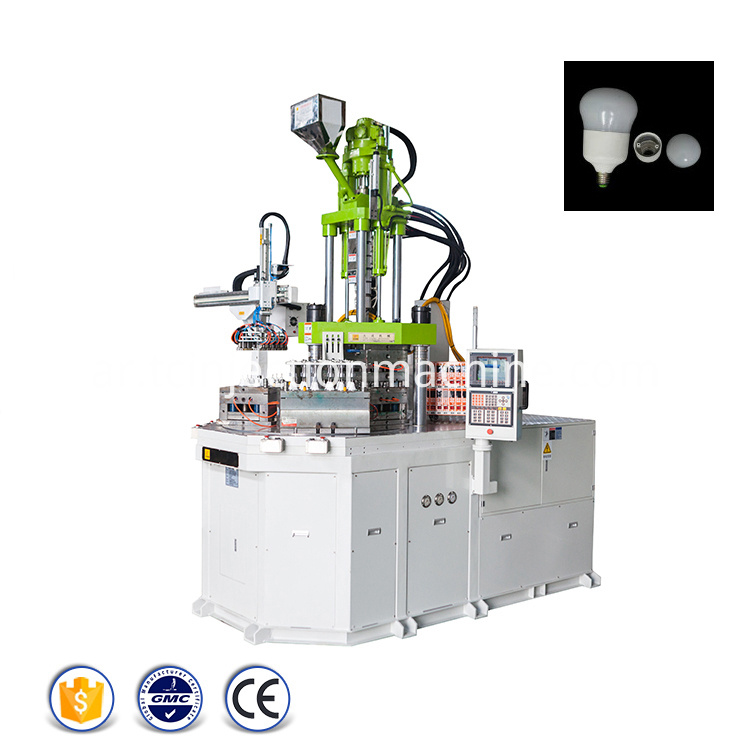 Led Cup Injection Moulding Machine