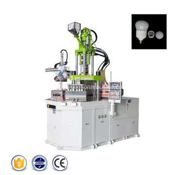 LED Lamp Holder Rotary Injection Moulding Machine