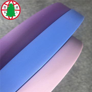 Customised acrylic/ABS/ pvc edge banding tapes for furniture