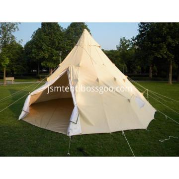 Kina Heta sälja vattentät utomhus Camping Tipi tält, High