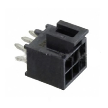 2,50 mm pitch 180 ° dubbele rij Wafer Connector-serie