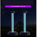 UV germicidal lamp with remote control free ozone