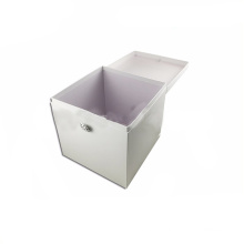 Customize your Logo Printing Large white storage box Paper Gift Christmas Box With Lid