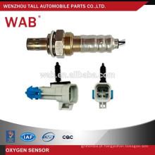 Melhor qualidade original oxigênio sensor 234-4650 para BUICK CADILLAC CHEVROLET GMC HONDA OLDSMOBILE PONTIAC