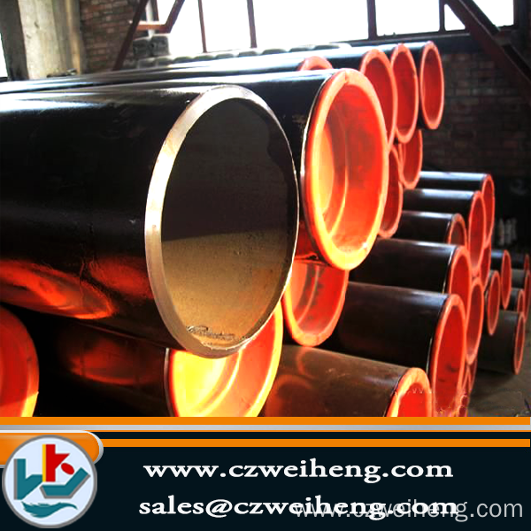 ST52 Seamless Steel Pipe with good quality
