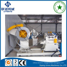 Hat Channel Cold Roll Forming Machine