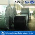 ISO Certify Compani Ep/Cc Canvas EPDM Material Chevron Heat Resisting Conveyor Belt for Concrete