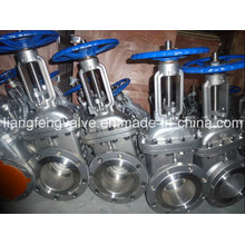Stainless Steel Gate Valve with Flange End RF