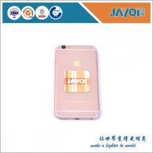 Etiqueta embalada individualmente do telemóvel de Microfiber