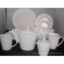 Костяного фарфора Набор посуды (HJ068011)