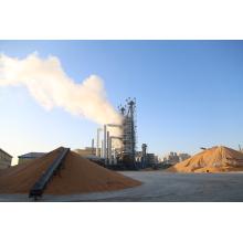 Máquinas de secagem de grãos de trigo agrícola grande para venda