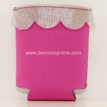 Bride drink coolers for bachelorette parties can coolies