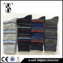 CALIENTE VENTA algodón clásico marca hombre marca calcetines