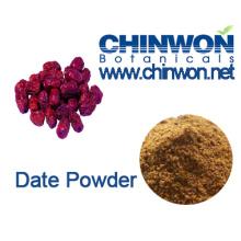 100% Chinesisch getrocknete Früchte Datum Pulver