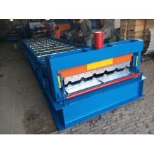 Farbdachziegel-Formmaschine