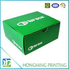 Custom Glossy Lamination Cardboard Paper Shoe Box