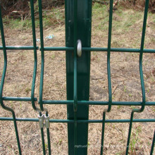 PVC Welded Frame Fence Panel Low Price