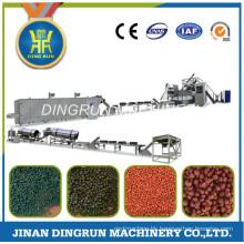 Large Capacity Floating fish feed extruder machine
