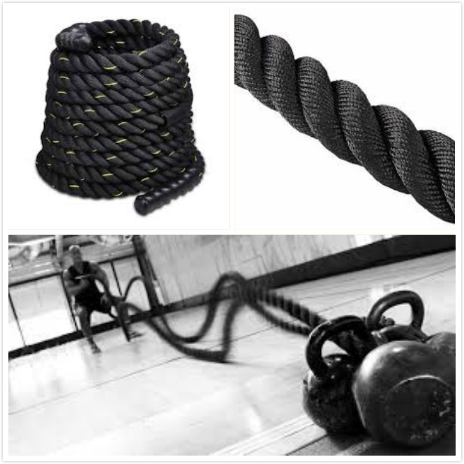 gym power rope